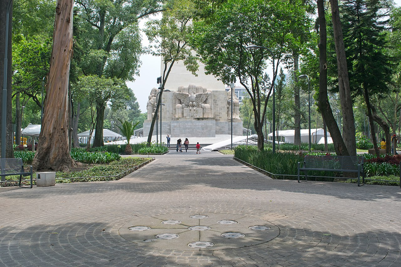 La Bombilla Park and Monument