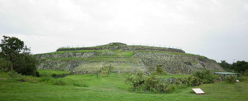 Cuicuilco Archaeological Site