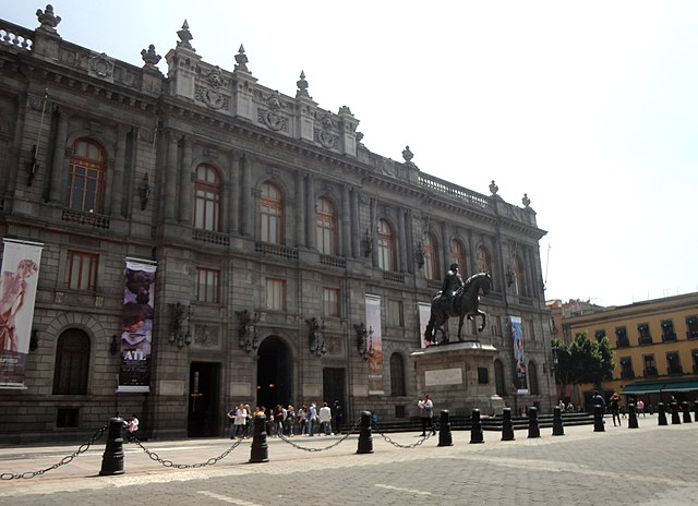 Mexican National Museum of Art