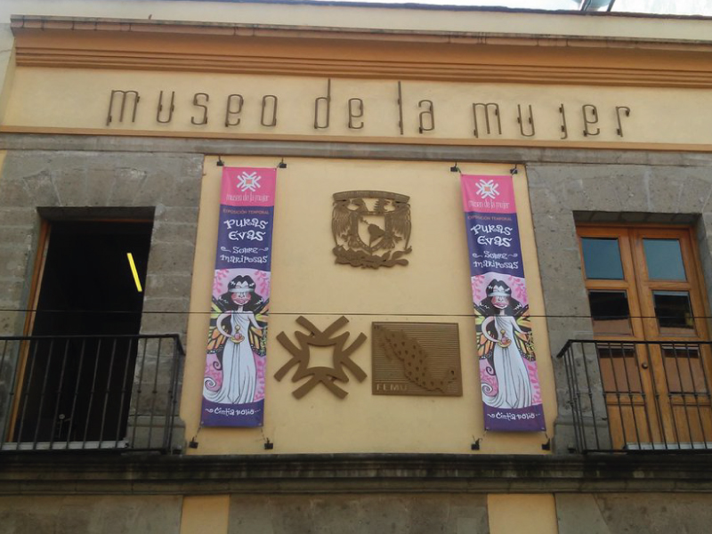 Museum of women Mexico