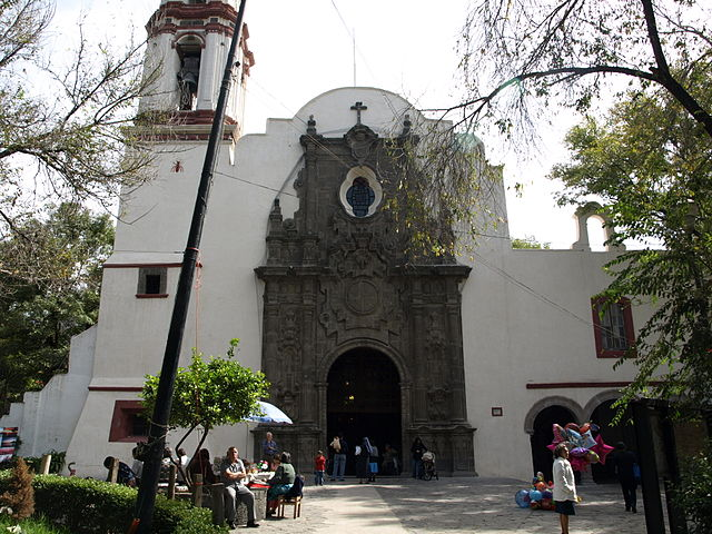 cathedral of azcapotzalco