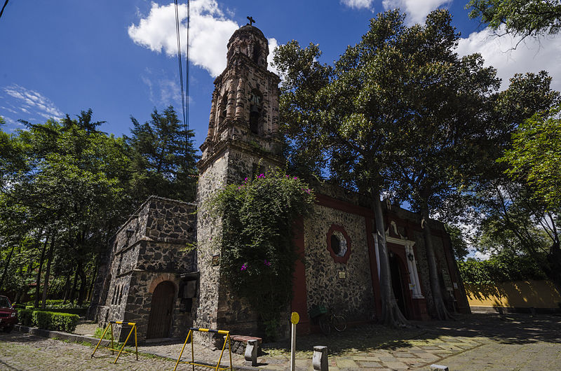 Church of San Sebastian Martyr