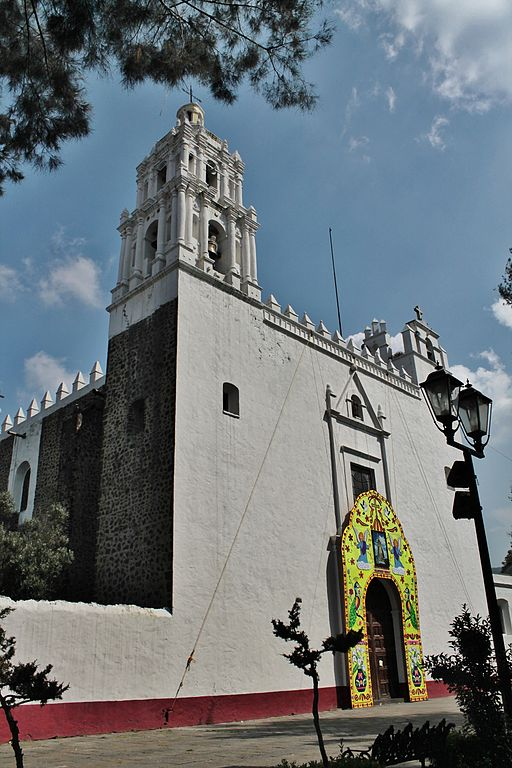 Parish Church of the Assumption Villa Milpa Alta