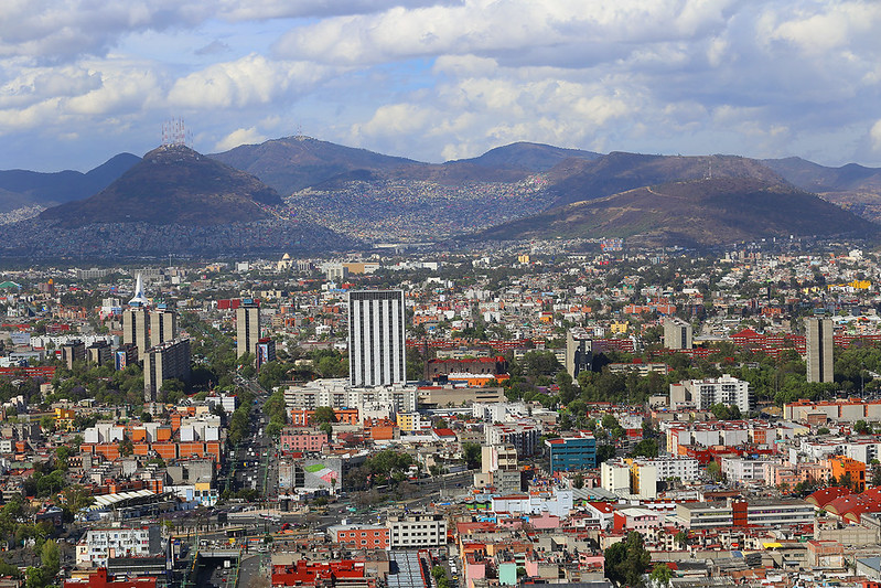 Mexico City is divided into 16 alcaldias, each like a city unto itself.