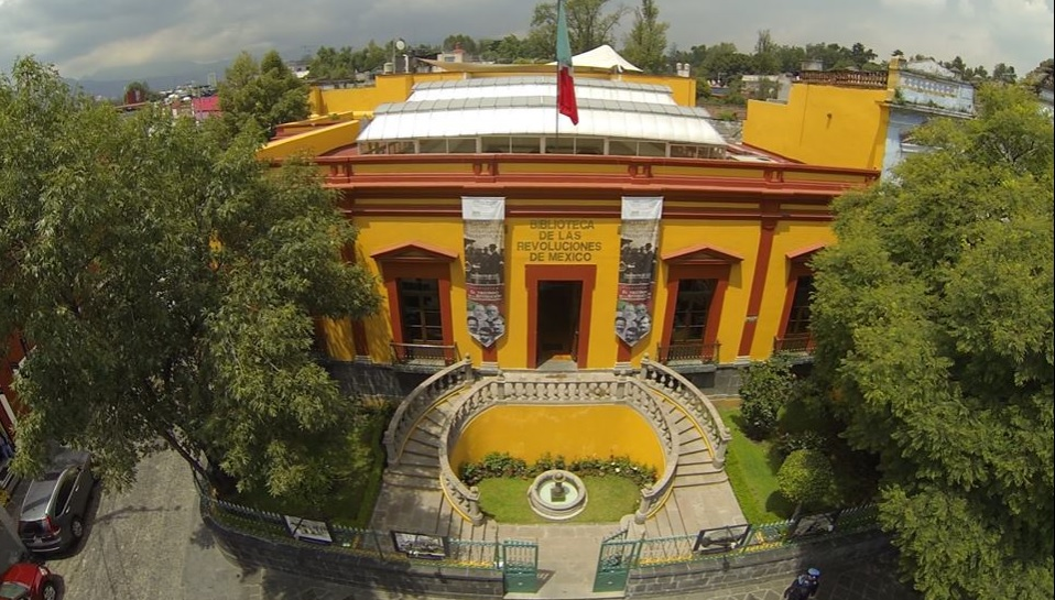 Mexican Revolutions Library