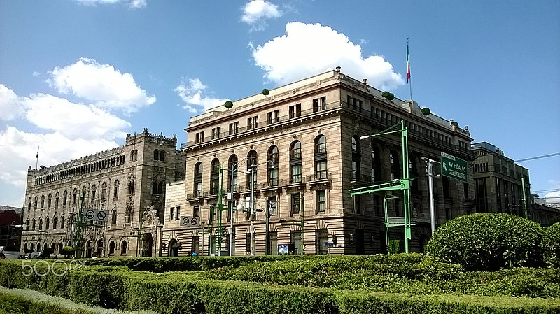 bank of mexico building