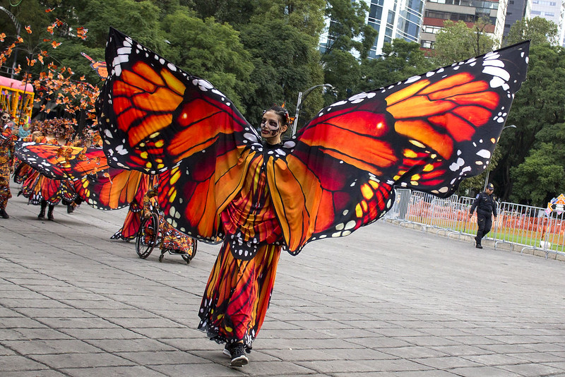 Day of the Dead Parade 2021